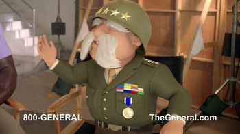 The General TV Spot, 'Strong Suits: Acting & Cake Baking' Featuring Shaquille O'Neal - Thumbnail 2