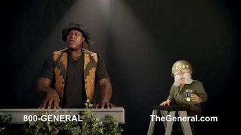 The General TV Spot, 'Strong Suits: Acting & Cake Baking' Featuring Shaquille O'Neal - 7302 commercial airings