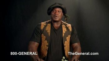 The General TV Spot, 'Strong Suits: Acting & Cake Baking' Featuring Shaquille O'Neal - Thumbnail 5
