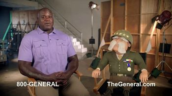 The General TV Spot, 'Strong Suits: Acting & Cake Baking' Featuring Shaquille O'Neal - Thumbnail 8