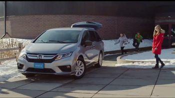 2019 Honda Odyssey LX TV Spot, 'Keep Up' [T2] - Thumbnail 3