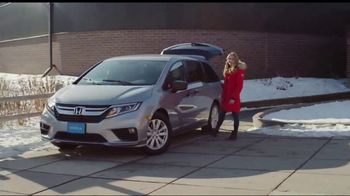 2019 Honda Odyssey LX TV Spot, 'Keep Up' [T2] - Thumbnail 4