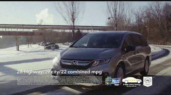 2019 Honda Odyssey LX TV Spot, 'Keep Up' [T2] - Thumbnail 6