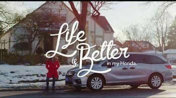 2019 Honda Odyssey LX TV Spot, 'Keep Up' [T2] - Thumbnail 8