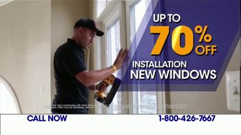 1-800-HANSONS Blowout Sale TV Spot, 'Up to 70 Percent Off Installation' - Thumbnail 3