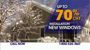 1-800-HANSONS Blowout Sale TV Spot, 'Up to 70 Percent Off Installation' - Thumbnail 4