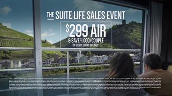 Avalon Waterways The Suite Life Sales Event TV Spot, 'Your Own Way' - Thumbnail 10