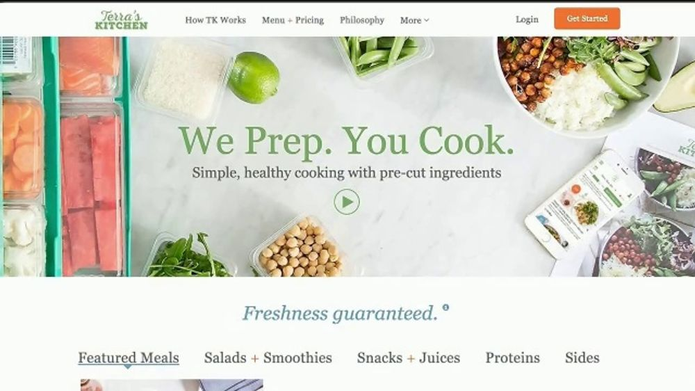 Terra's Kitchen TV Commercial, 'Compared to Competitors: $35 Off'