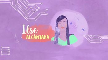 TECHNOLOchicas TV Spot, 'Ilse Alcántara: ingeniera de materiales' [Spanish]