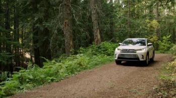 Toyota Highlander TV Spot, 'Pick Your Adventure' [T1] - Thumbnail 1