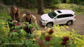Toyota Highlander TV Spot, 'Pick Your Adventure' [T1] - Thumbnail 2