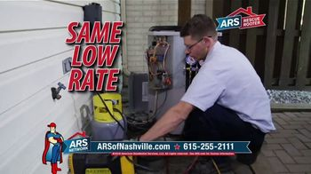 ARS Rescue Rooter TV Spot, 'Same Low Rate' - Thumbnail 4