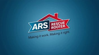 ARS Rescue Rooter TV Spot, 'Same Low Rate' - Thumbnail 7