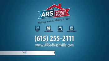 ARS Rescue Rooter TV Spot, 'Same Low Rate' - Thumbnail 8