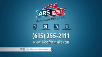 ARS Rescue Rooter TV Spot, 'Same Low Rate' - Thumbnail 9