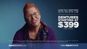 Aspen Dental TV Spot, 'Robbin'