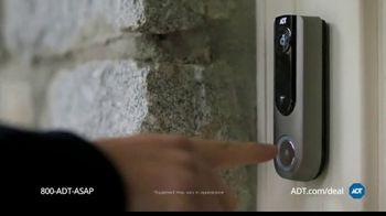 ADT Video Doorbell TV Spot, 'Free Installation'