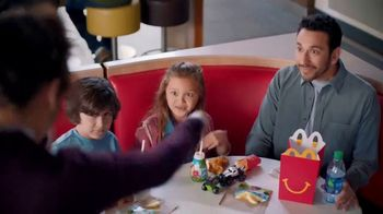 McDonald's TV Spot, 'Monster Jam Toys'