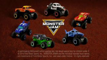 McDonald's TV Spot, 'Monster Jam Toys' - Thumbnail 6