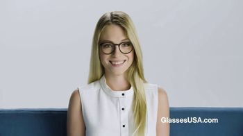 GlassesUSA.com TV Spot, '50 Percent Off Your First Pair'