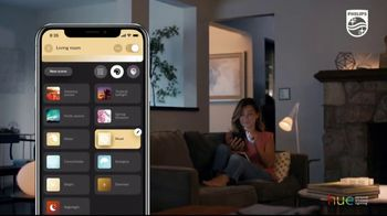 Philips Hue Smart Lighting TV Spot, 'Light Up What Matters'