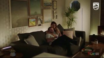 Philips Hue Smart Lighting TV Spot, 'Light Up What Matters' - Thumbnail 6