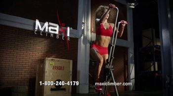 MaxiClimber Sport TV Spot, 'A Healthier You'