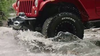 General Tire TV Spot, 'Without Roads' - Thumbnail 4
