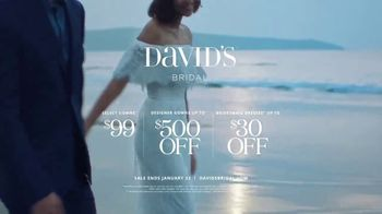David's Bridal TV Spot, 'Rewrite the Rules' - Thumbnail 9