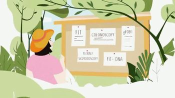 Centers for Disease Control TV Spot, 'Screen for Life: Community Garden' - Thumbnail 8