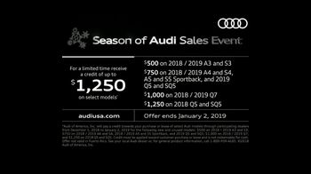 Season of Audi Sales Event TV Spot, 'Nutcracker' [T2] - Thumbnail 9