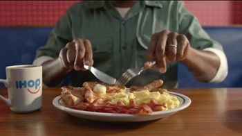 IHOP All You Can Eat Pancakes TV Spot, 'Rising Stack' - Thumbnail 1
