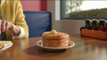 IHOP All You Can Eat Pancakes TV Spot, 'Rising Stack' - Thumbnail 3