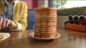 IHOP All You Can Eat Pancakes TV Spot, 'Rising Stack' - Thumbnail 4