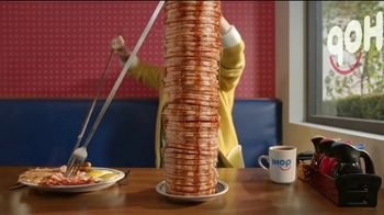 IHOP All You Can Eat Pancakes TV Spot, 'Rising Stack' - Thumbnail 5