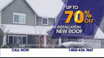 1-800-HANSONS Blowout Sale TV Spot, 'New Roof' - Thumbnail 2