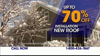 1-800-HANSONS Blowout Sale TV Spot, 'New Roof' - Thumbnail 3