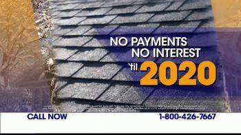 1-800-HANSONS Blowout Sale TV Spot, 'New Roof' - Thumbnail 4