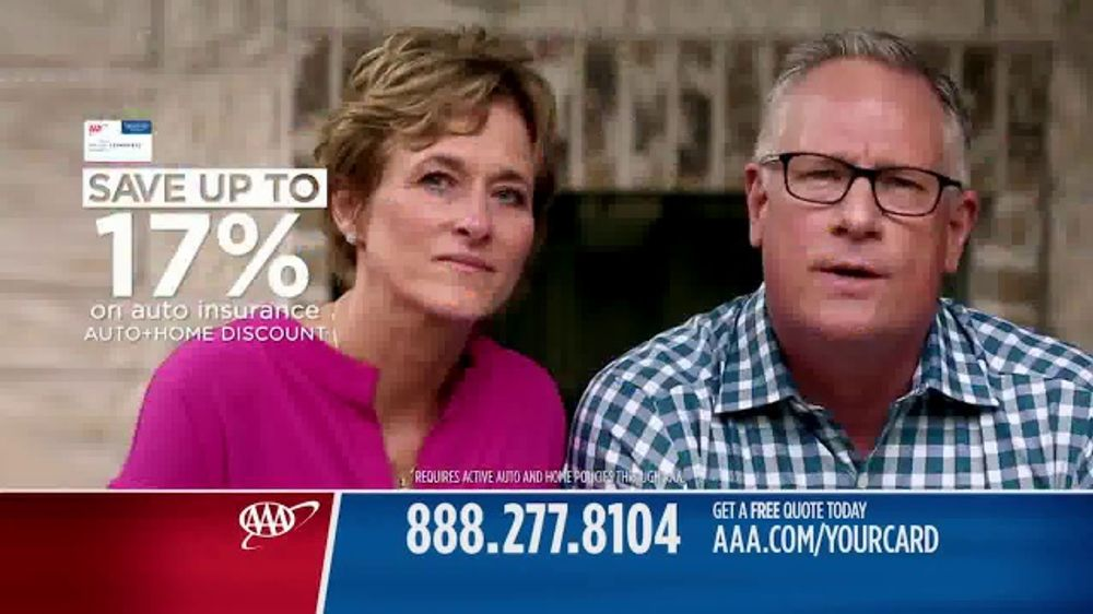 AAA Insurance TV Commercial, 'The Service We're Famous For' - Video