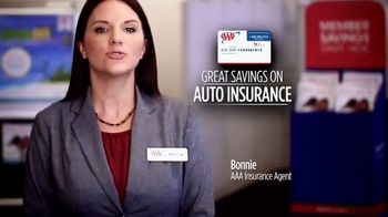 AAA Insurance TV Spot, 'The Service We're Famous For' - Thumbnail 1