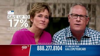 AAA Insurance TV Spot, 'The Service We're Famous For' - Thumbnail 4