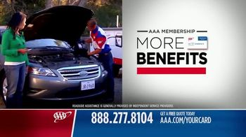 AAA Insurance TV Spot, 'The Service We're Famous For' - Thumbnail 6