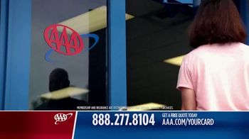 AAA Insurance TV Spot, 'The Service We're Famous For' - Thumbnail 8