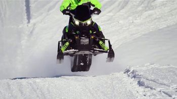 Arctic Cat IACT Suspension TV Spot, 'Put Tracks Down'