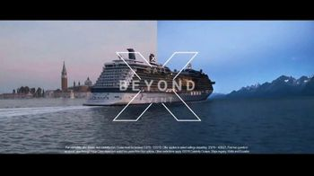 Celebrity Cruises Sail Beyond Event TV Spot, 'Something New' - Thumbnail 10