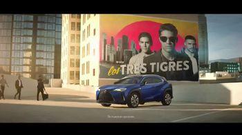 Lexus UX 200 TV Spot, 'Misión: posible' canción de Mexican Institute of Sound [Spanish] [T1]