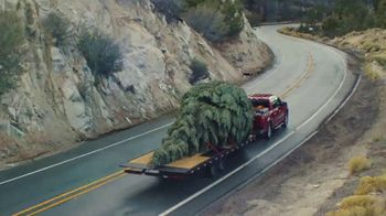 Ford Built for the Holidays Sales Event TV Spot, 'Bring the Gifts and the Tree' [T2] - 533 commercial airings