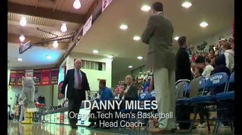 Oregon Institute of Technology TV Spot, 'Thank You Danny Miles' - Thumbnail 6
