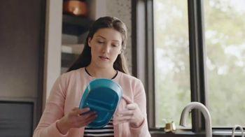 PetComfort Feeding System TV Spot, 'Flip It, Check It and Toss It'