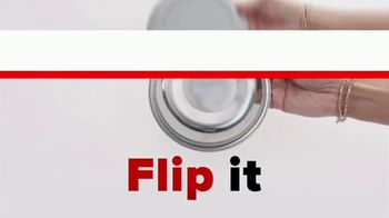 PetComfort Feeding System TV Spot, 'Flip It, Check It and Toss It' - Thumbnail 9